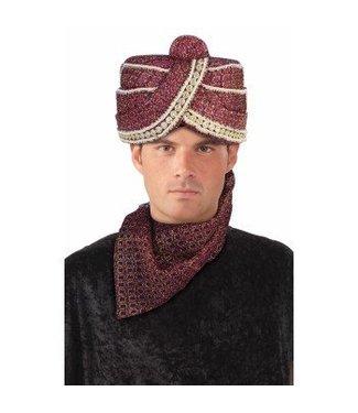 Forum Novelties Maharaja or Sheik Hat