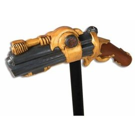 Forum Novelties Steampunk Pistol Cane
