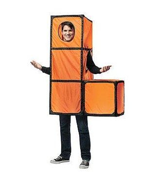 Rasta Imposta Tetris Tetrimino Orange - Adult