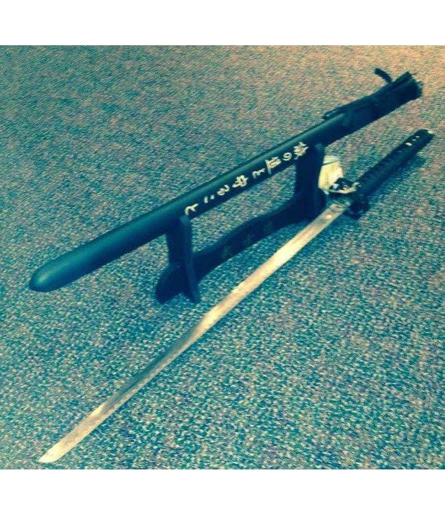 Samurai Dojo Sword - Black