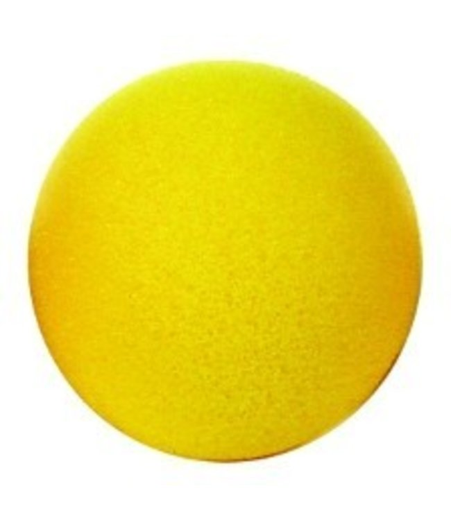 Yellow Sponge Clown Nose 1 inch by Magic By Gosh