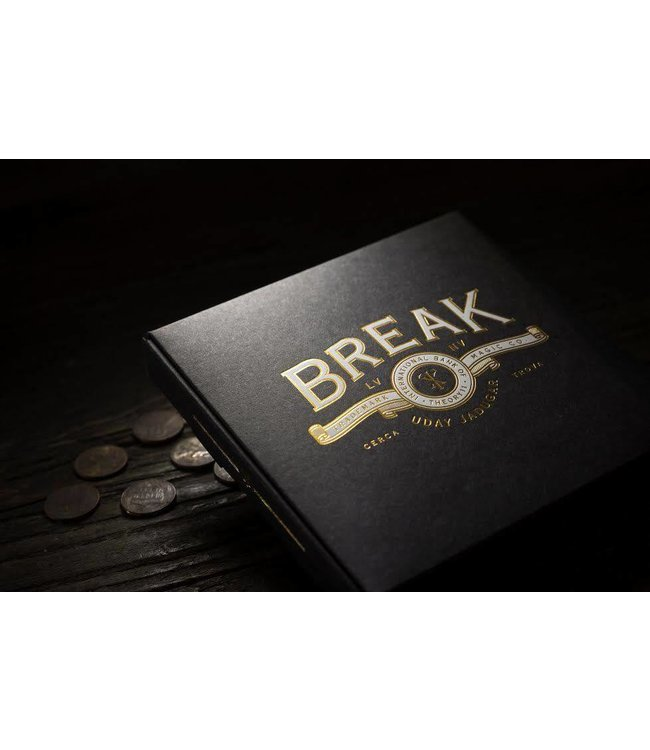 Break by Uday Jadugar from Theory 11