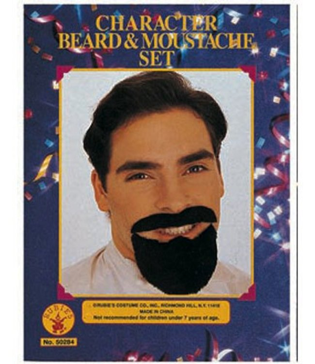 Rubies Costume Company Beard And Moustache Neat