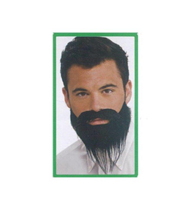 Rubies Costume Company Beard And Moustache Scruffy