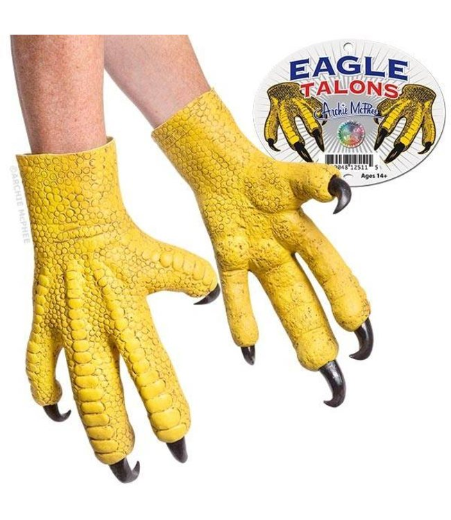 Eagle Talons by Accoutrements