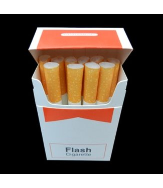Flash Cigarettes - 10 Pack by Red Corner Magic