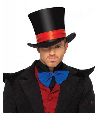 Leg Avenue Top Hat Velvet Leg Ave (342)