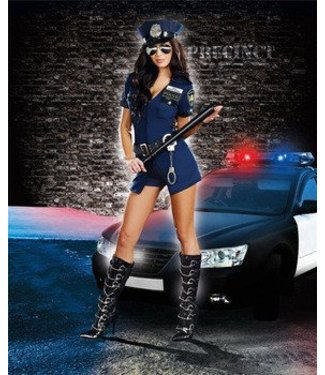 Dreamgirl Officer Sheila B. Naughty - Small (406)