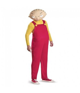 Disguise Deluxe Stewie (Family Guy) - Adult 42-46