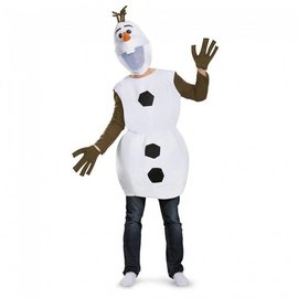 Disguise Olaf Deluxe - Adult XL 42-46