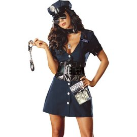 Dreamgirl Corrupt Cop - Large 10-14