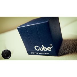 Cube 3 By Steven Brundage and Murphys Magic