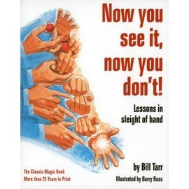 Vintage Books Now You See It, Now You Don't by Bill Tarr from Vintage Books