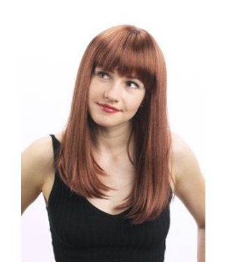 Morris Costumes and Lacey Fashions New Round Cleo, Light Brown Wig