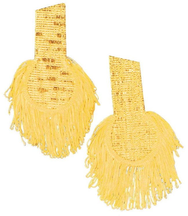 Epaulettes, Deluxe  - Gold