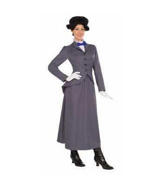 Forum Novelties English Nanny - Adult XL 16-18