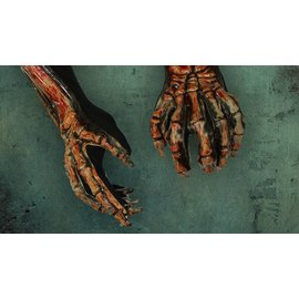zagone studios Bloody Beast Gloves - Full Action