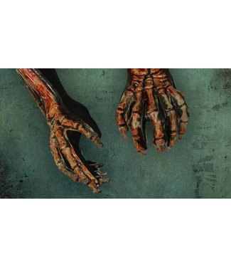 zagone studios Kick Ass Beast Gloves - Full Action