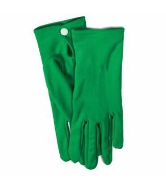 Forum Novelties Gloves Wrist, Green - Adult