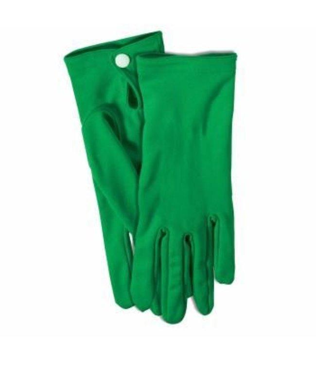 Forum Novelties Gloves Wrist, Green - Adult