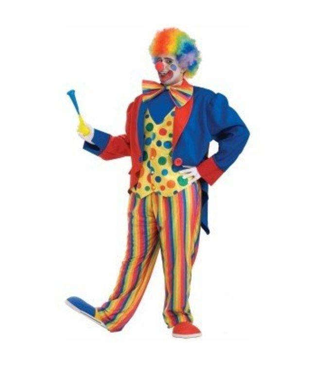 Forum Novelties Clown - Big Man 3XL 52-58