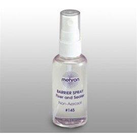 Mehron Barrier Spray - Pump Bottle 2 oz.
