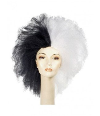 Morris Costumes and Lacey Fashions Kruell - Wig (Extra Large)