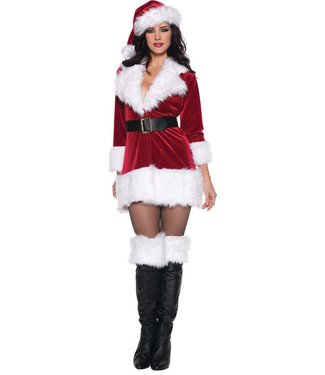 Secret Santa - Adult Large 12-14 by Underwraps