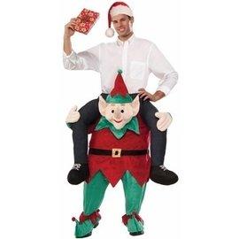 Forum Novelties Myself On An Elf  - Adult 34 Waist