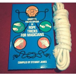 Dover Publications & BTC Magician's Rope With Book  by Dover Publications and BTC- Kit