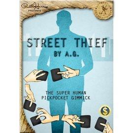 Street Thief - U.S. Dollar by A.G.