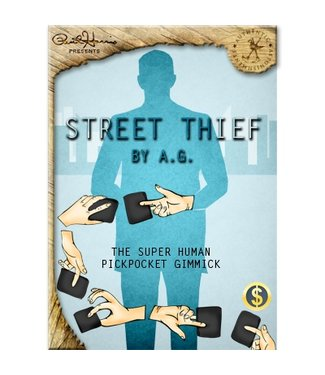 Street Thief - U.S. Dollar by A.G.