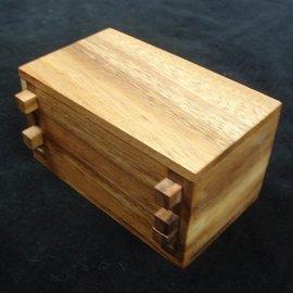 Creative Crafthouse Puzzle Box Secret Lock Box - Brain Teaser by Creative Crafthouse