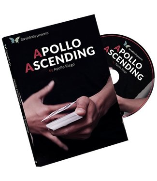 Apollo Ascending (DVD and Gimmick) by Apollo Riego - DVD by SansMinds Creative Lab