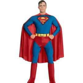 Rubies Costume Company Superman - Adult - Extra Large 44-46