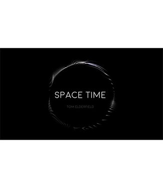 Space Time - Red Gimmick and Online Instructions by Tom Elderfield and Murphys Magic