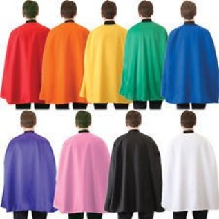 RG Costumes And Accessories Super Hero Cape 36 inch - Blue