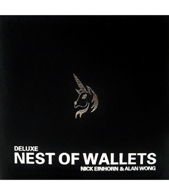 Super Soft Deluxe Nest of Wallets by Nick Einhorn and Alan Wong  (V2)