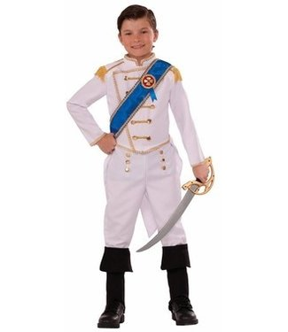 Forum Novelties Happily Ever After Prince - Child 8-10