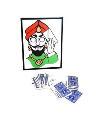 The Swami - Card Reveal by Ickle Pickle Products
