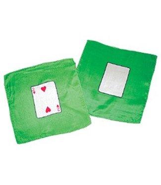 Silk - Card Silk Set, 9 inch 2H by Vincenzo Di Fatta (M10)