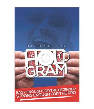 Hologram Red -DVD and Gimmick- by David Stone