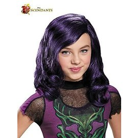 Disguise Mal, Descendants - Wig (Child Size)