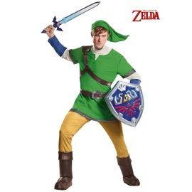 Disguise Link Deluxe - The Legend Of Zelda, Adult XL 42-46