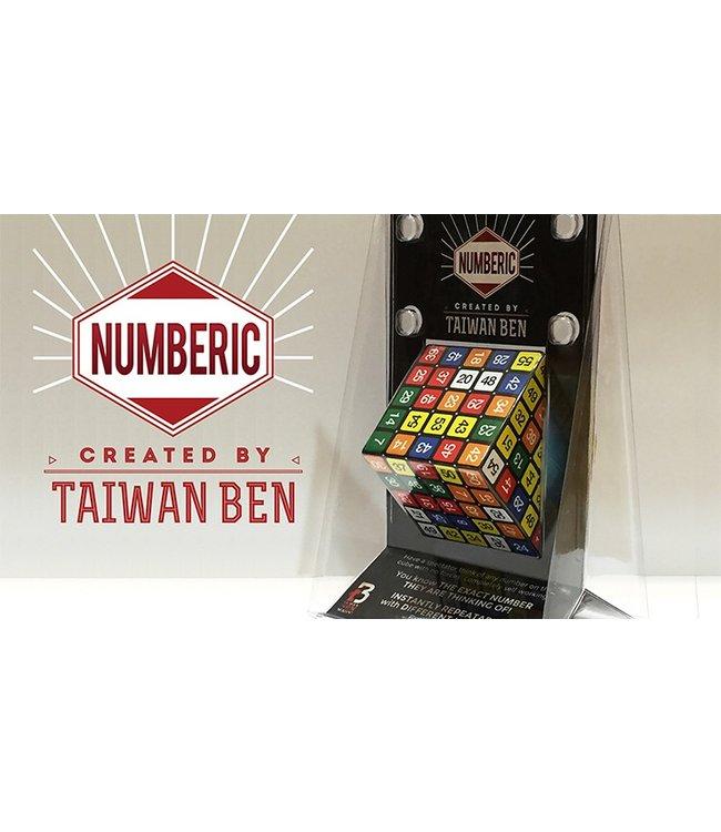 Taiwan Ben Numberic by Taiwan Ben (M10)