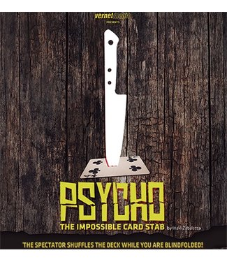 Psycho by Inaki Zabaletta and Vernet