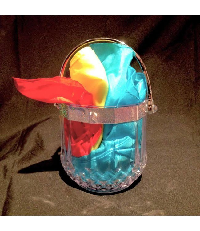 Ronjo Crystal Mirror Bucket, Standard by Ronjo