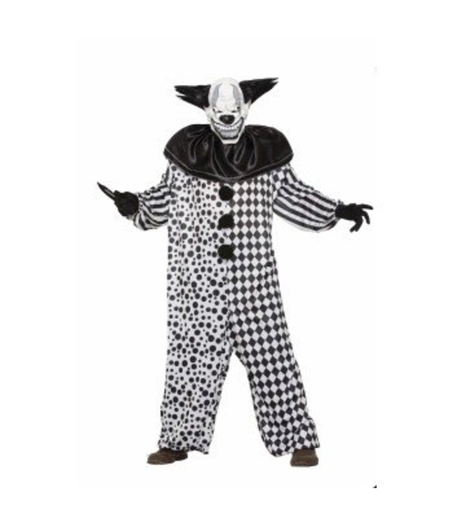Forum Novelties Evil Al The Clown - Adult 42 (6060)