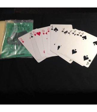 USED Card - Jumbo Jumble  (M11)