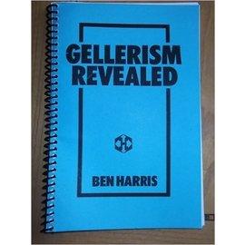 Book Gellerism Revealed: The Psychology and Methodology Behind the Geller Effect  by Ben Harris (M7)